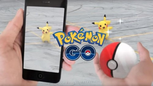 'Pokémon GO' Finally Starts Rolling Out In Europe Today