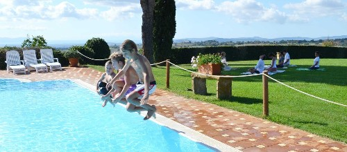Luxury Travel For Moms And Their Kids To Tuscany, Italy. The Ultimate Summer Bond!