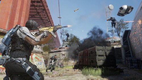 'Call Of Duty: Advanced Warfare' Multiplayer Review