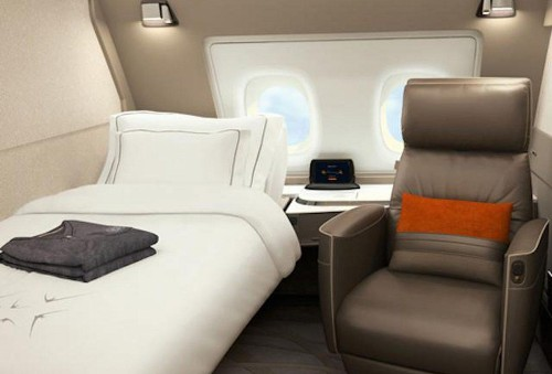 Book This Route To Fly Singapore Airlines' Amazing New First Class Suites For Almost Free