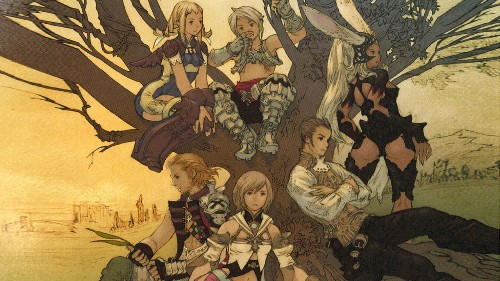 'Final Fantasy XII' May Get A Remake