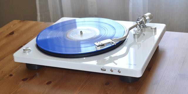 Denon DP-450USB Turntable Review