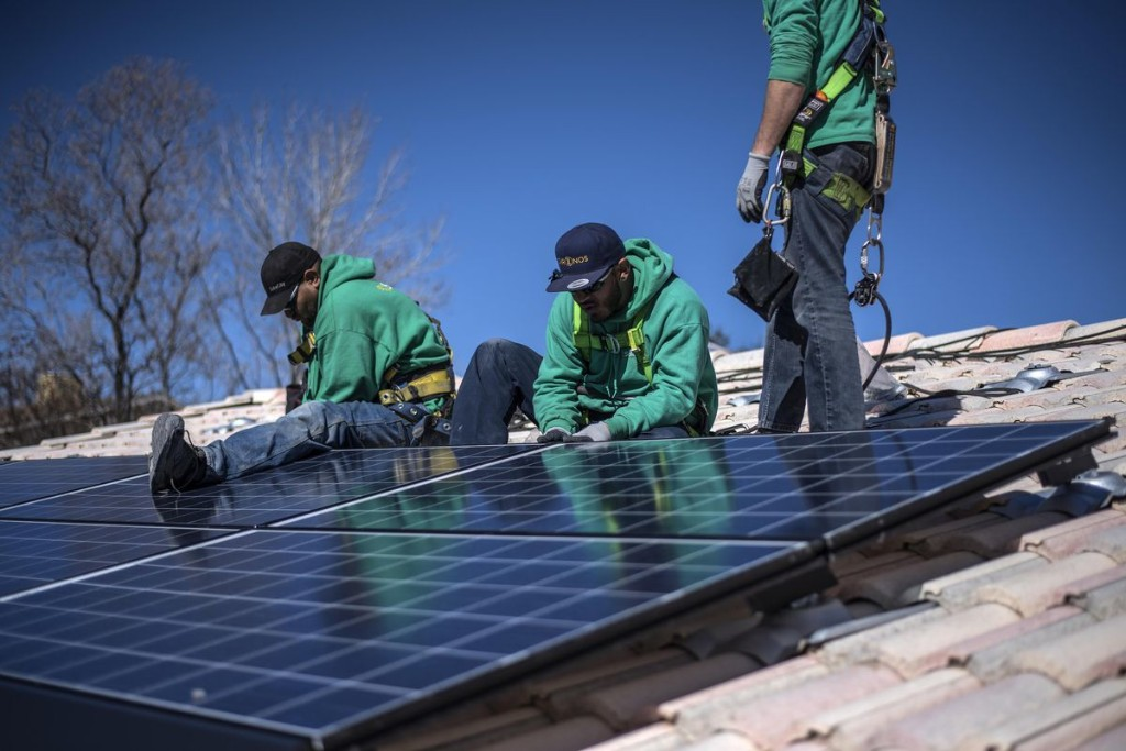Heat Waves, Solar Rooftops, And Renewable Energy Jobs: Climate Equity Should Guide Decarbonization