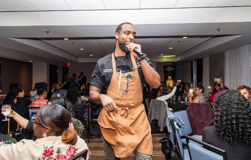 'Hell's Kitchen' Alum Scotley Innis To Elevate Fine Dining Experience With Five-Course CBD Dinner