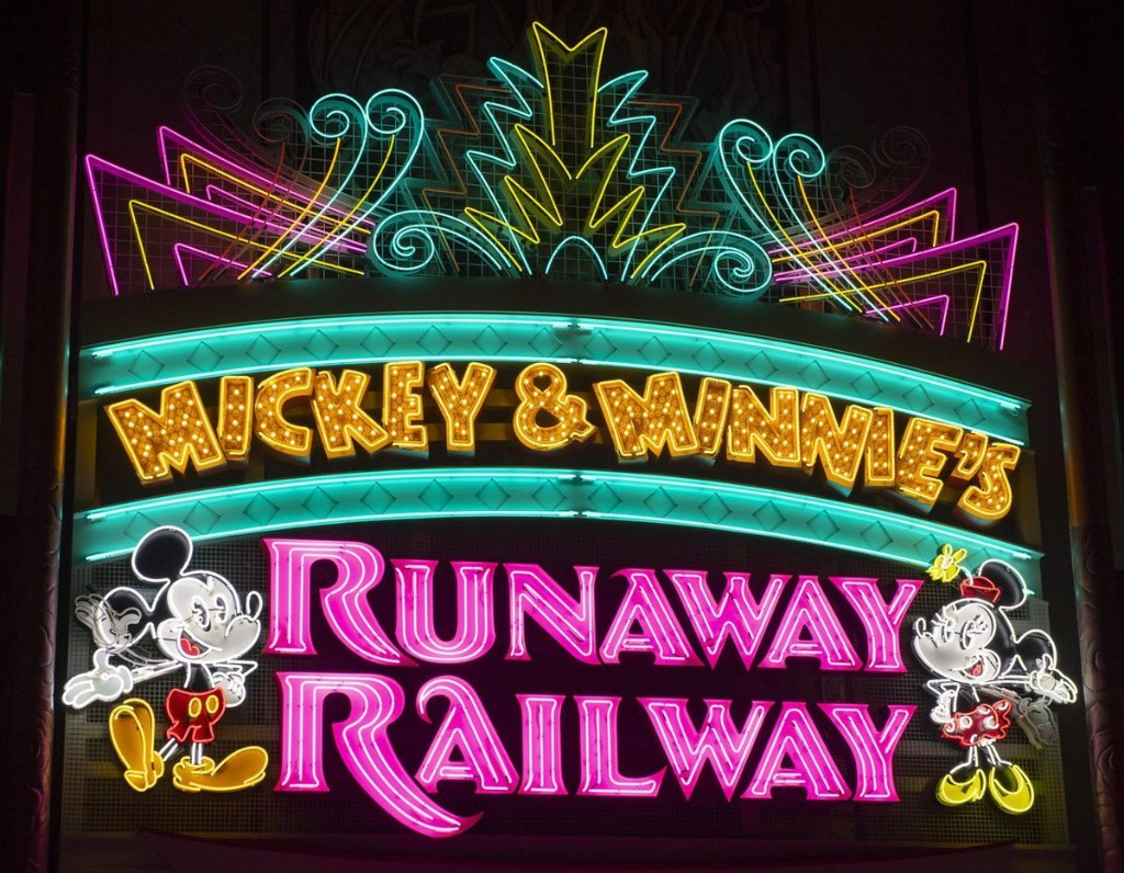 How Disney Created The Sounds Of Mickey And Minnie's Runaway Railway