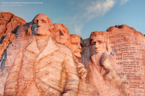 See Five American Monuments As They Should Have Looked In All Their Glory