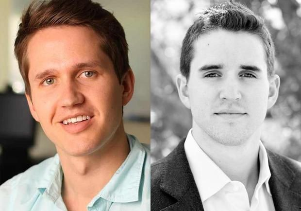Blake Byers, 29, and Chad Byers, 27