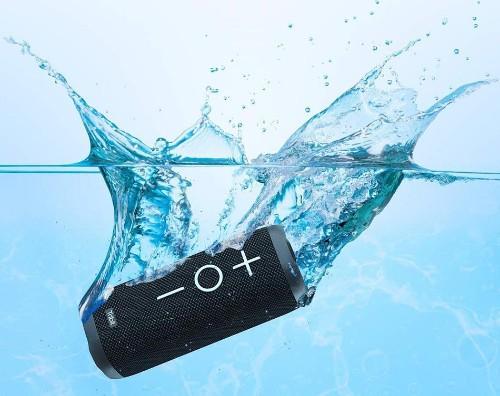Splash Less Cash On A Waterproof Wireless Speaker With Extra Bass