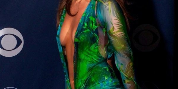 You Can Now Wear Jennifer Lopez's Iconic Green Versace Dress On Your Feet