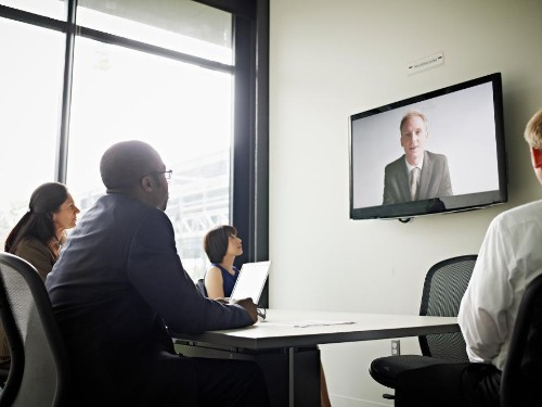 What Conferencing Technologies Promise, Networks Have To Deliver