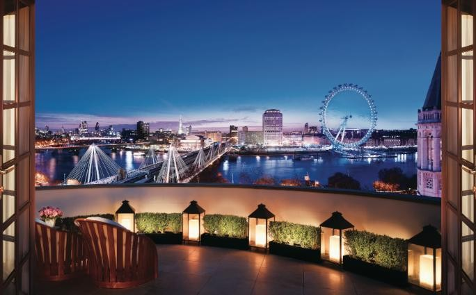 A Luxury Experience You Just Can't Miss At London's Corinthia Hotel