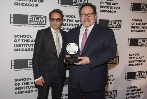 Robert Downey Jr. And Jon Favreau On Their Marvelous Journey
