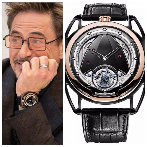 Cast Of 'Avengers: Endgame' Wears Great Luxury Watches On Press Tour And Appearances