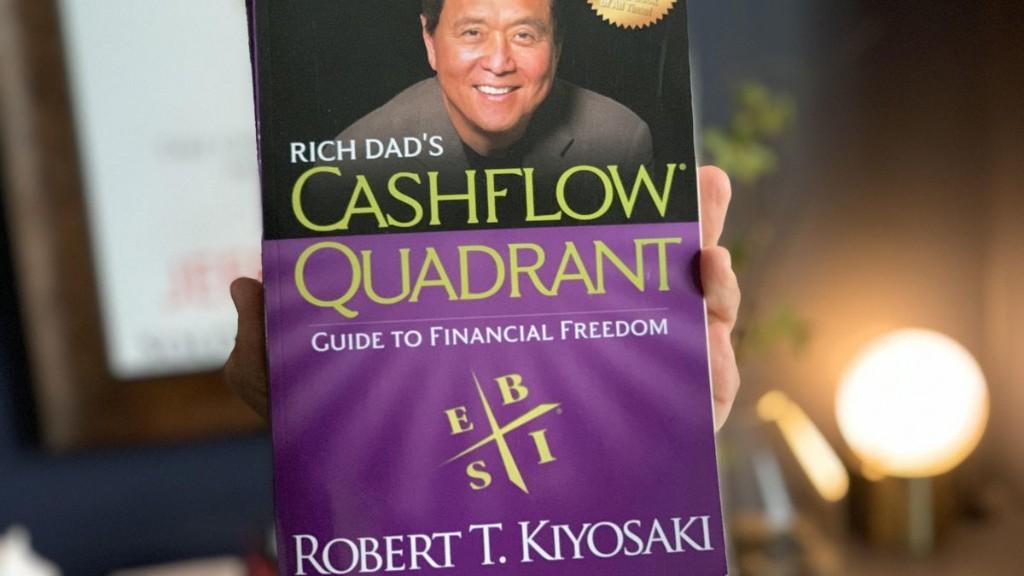 My Personal Journey From Poor To Rich Using Robert Kiyosaki's Cashflow Quadrant