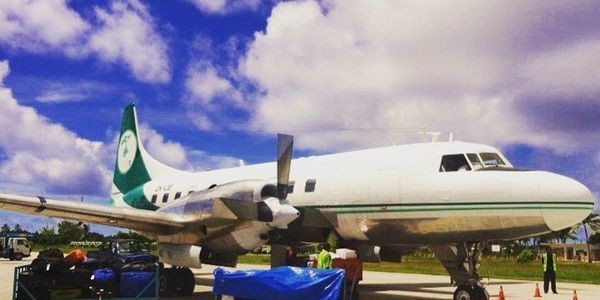 Off The Beaten Path—Sleeping On An Active Airport Runway In The Pacific Ocean