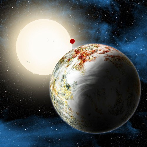 New 'Mega-Earth' Means Habitable Worlds Could Be Even Closer