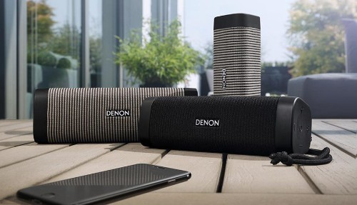 This Tiny Bluetooth Speaker Can Even Take A Dip In The Pool