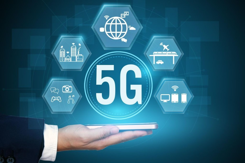 The Race to 5g cover image