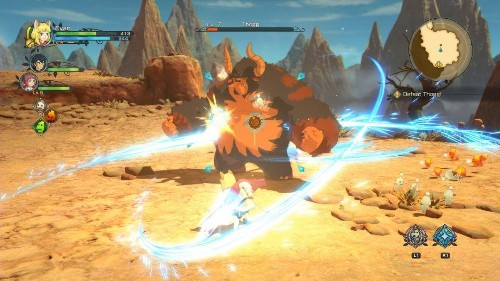 'Ni No Kuni II: Revenant Kingdom' Is Looking Great In New Gameplay Footage