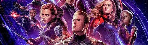 The New 'Avengers: Endgame' Poster Is Exactly Why Michonne Is Leaving 'The Walking Dead'