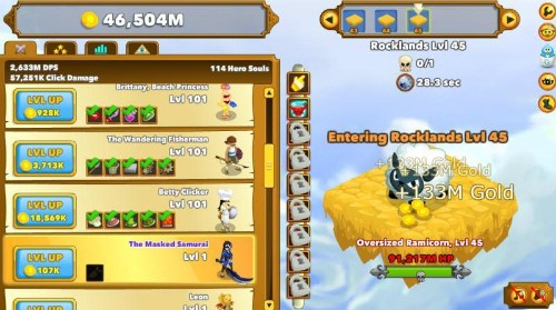 Why 'Clicker Heroes' Could Be The Top Mobile Game Of 2015