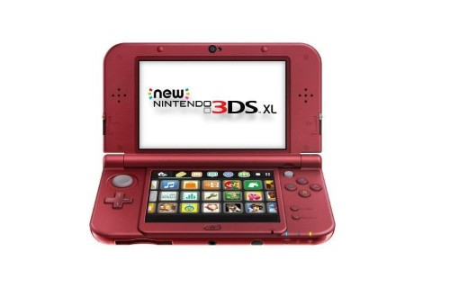 'New 3DS XL' North American Launch Date Announced