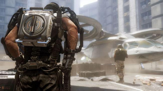'Call Of Duty: Advanced Warfare' Will Feature Brand-New Engine