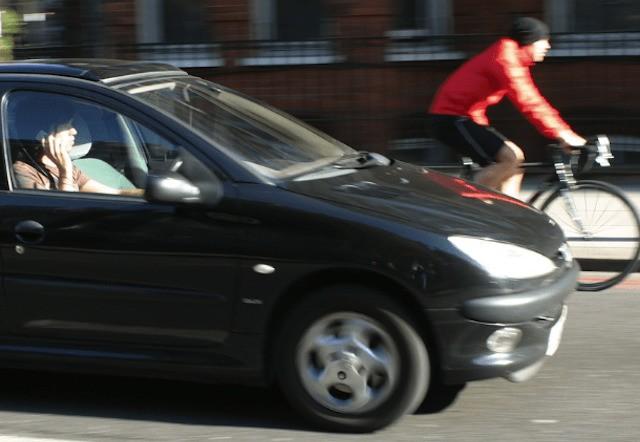 Cyclists Break Far Fewer Road Rules Than Motorists, Finds New Video Study