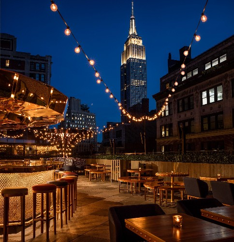 5 New York City Rooftop Bars To Enjoy This Summer