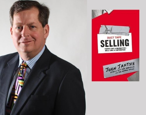 John Jantsch: Why Sales Teams Must Have A Marketing Mindset