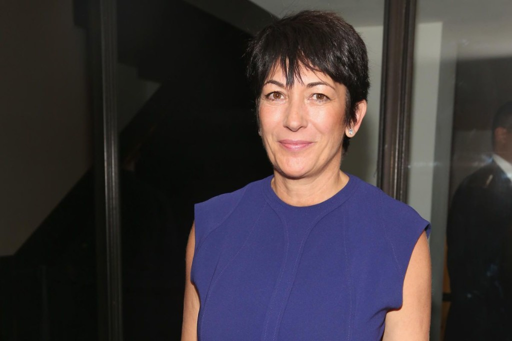 20 Armed Agents And Officers Took Part In Ghislaine Maxwell's Arrest