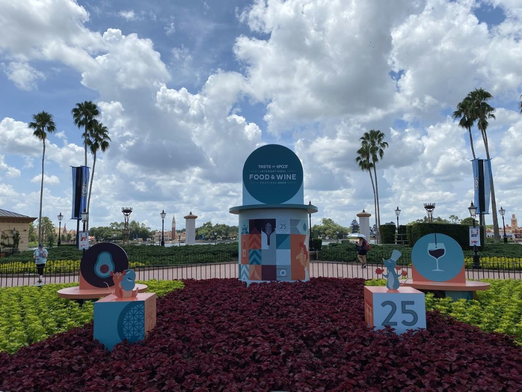 Inside The Socially-Distanced 2020 Epcot Food + Wine Festival
