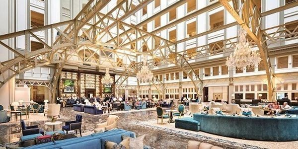 Trump International Hotel in Washington Leads The Way With Distinction