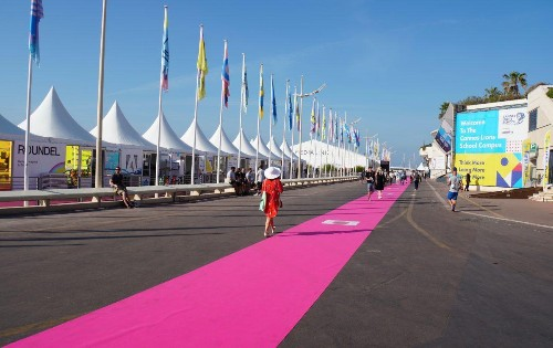CMOs Over-Indexing At Cannes Lions