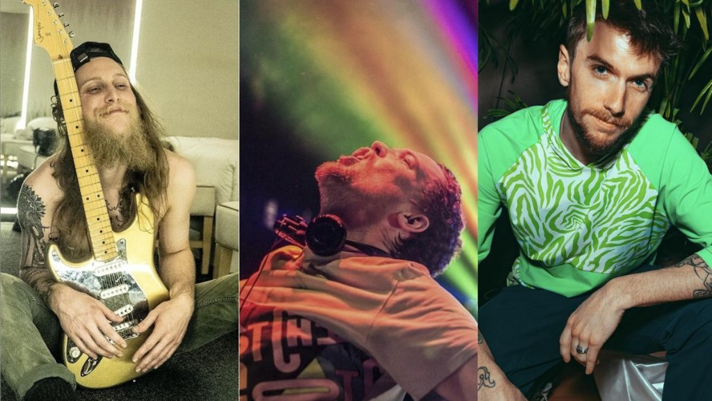 In Conversation: Rusko, Dirty Monkey And Boogie T Talk Rusko's Groovy 'Sauce' EP
