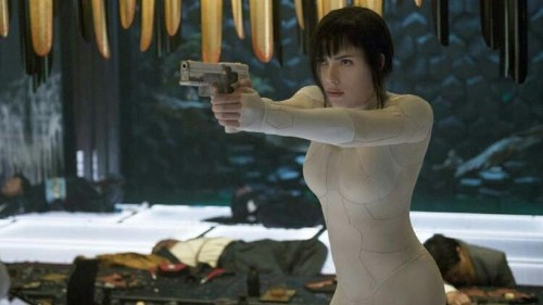Box Office: China Can't Save Scarlett Johansson's 'Ghost In The Shell'