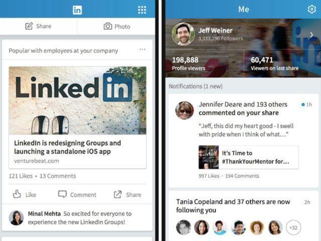 LinkedIn's CFO: Recent Stock Crash 'Was A Surprise'