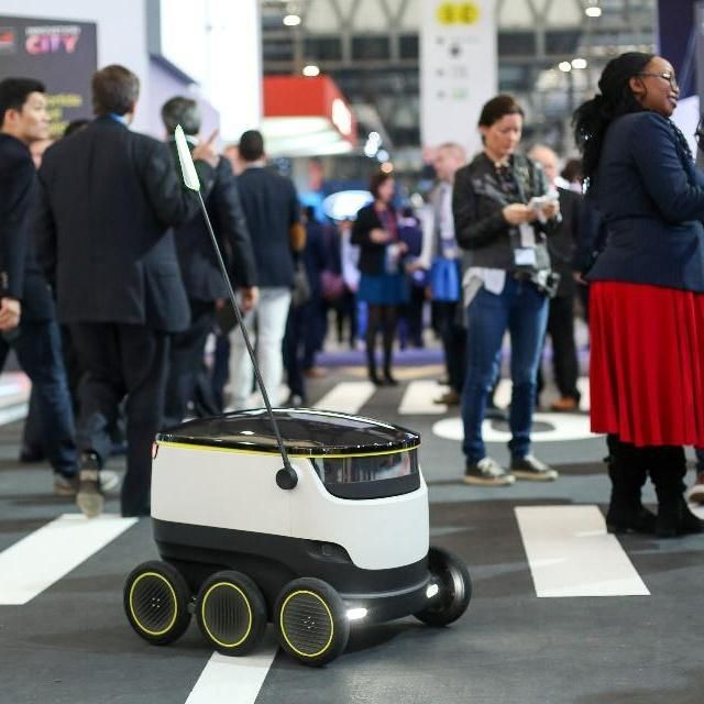 Ready For The Robotic Age? Industry Predicted To Hit $135 Billion By 2019