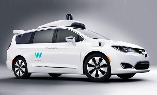Google's Waymo Demonstrates Why You Shouldn't Fear Self-Driving Cars, In 360 Degree VR