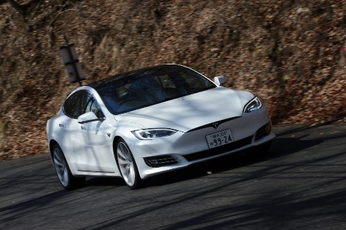 The Tesla Model S Is Officially The World's Quickest Road-Going Car And It's Awesome