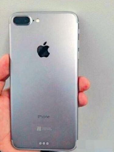 iPhone 7 Leak Reveals Pro Camera