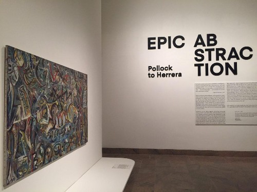 Jackson Pollock And Superstars Of Abstract Expressionism On View At The Met