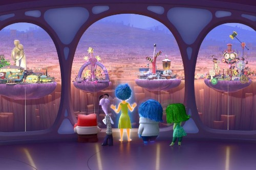 'Inside Out' Is Something Truly Special, Even For Pixar