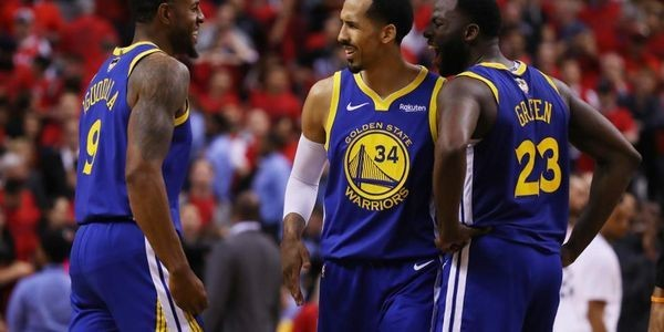 As Iguodala And Livingston Depart The Warriors, Can Curry And Green Fill The Leadership Void?