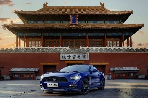 Ford Is At A Crossroad Of Danger And Opportunity In China