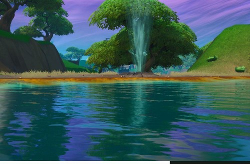 'Fortnite' Challenge Guide: Where To Dance Between Four Hot Springs