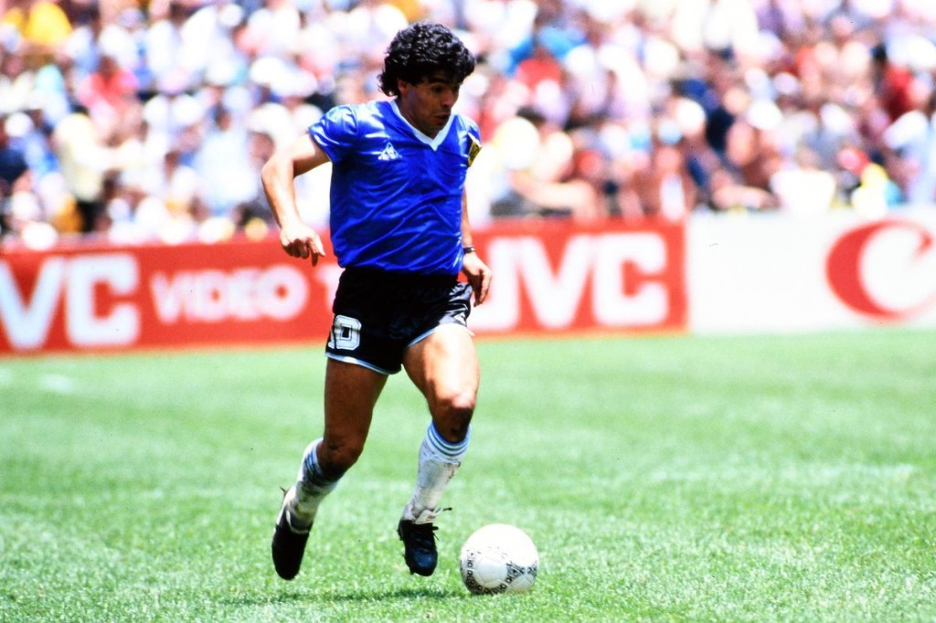 The 5 Most Iconic Moments Of Diego Maradona's Career