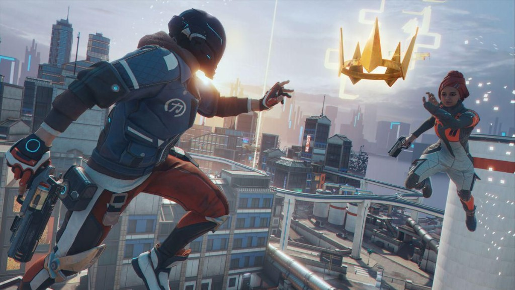 Ubisoft's 'Hyper Scape' Has Dropped From First To 95th Place On Twitch In Six Days