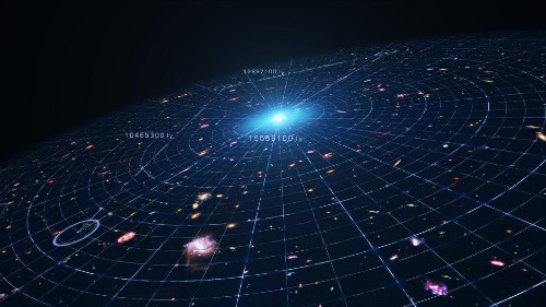 Is Dark Energy Pushing Our Galaxy Somewhere?