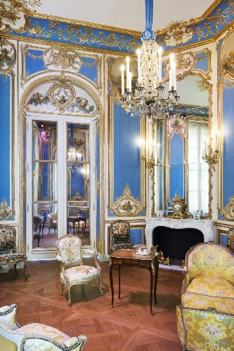 The Louvre Museum Reopens Its 18th-Century Decorative Arts Galleries With The Support Of Breguet Watches